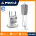 Bàn ủi hơi nước đứng Philips GC487/89