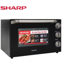 Lò nướng Sharp EO-B46RCSV-BK