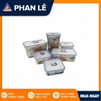 Bộ 6 hộp bảo quản thực phẩm Lock&lock - HPL818SHP