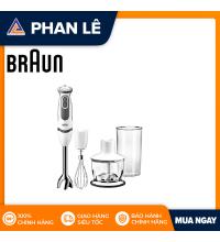 Máy xay cầm tay Braun MQ 5235 Sauce Vario