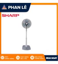 Quạt đứng Sharp PJ-S40RV-LG